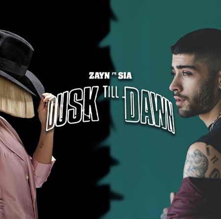 دانلود آهنگ dusk till dawn  بنام  dusk till dawn