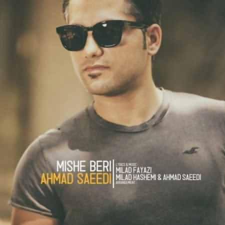دانلود آهنگ میشه بری احمد سعیدی