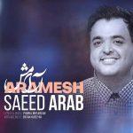 اهنگ جدید سعید عرب بنام آرامش