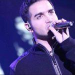 محسن یگانه چشم های خیس من
