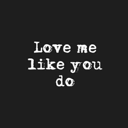 دانلود آهنگ like me like you do  بنام  like me like you do