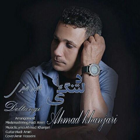 دانلود آهنگ دلتنگی احمد خنجری