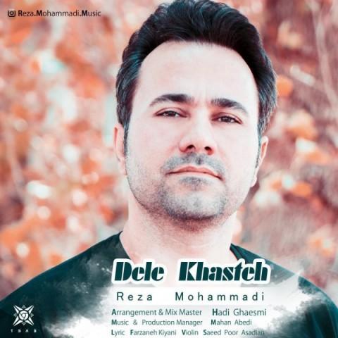 دانلود آهنگ دل خسته رضا محمدی