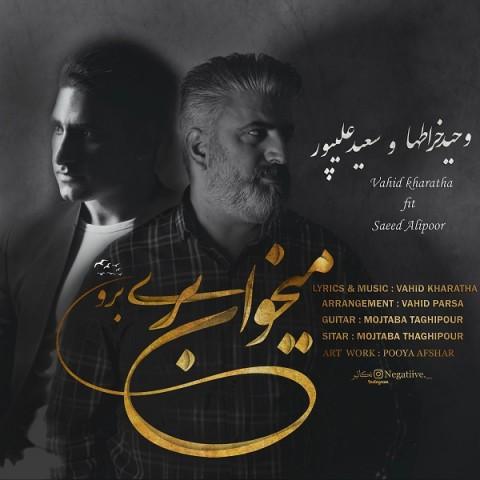 دانلود آهنگ میخوای بری برو وحید خراطها و سعید علیپور