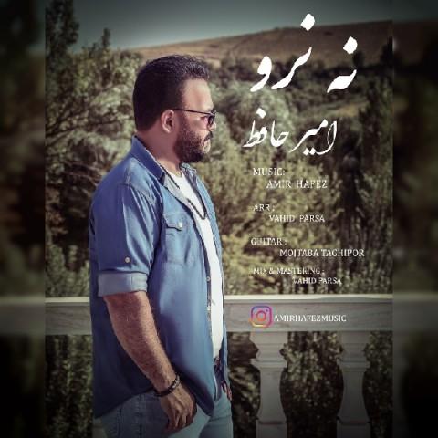 دانلود آهنگ نه نرو امیر حافظ