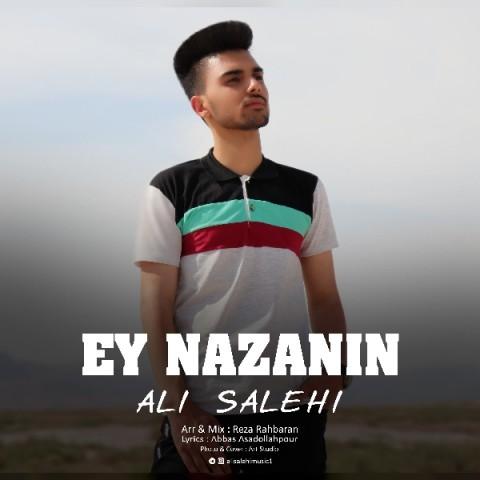 دانلود آهنگ ای نازنین علی صالحی