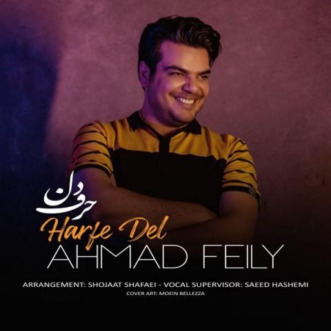 دانلود آهنگ حرف دل احمد فیلی