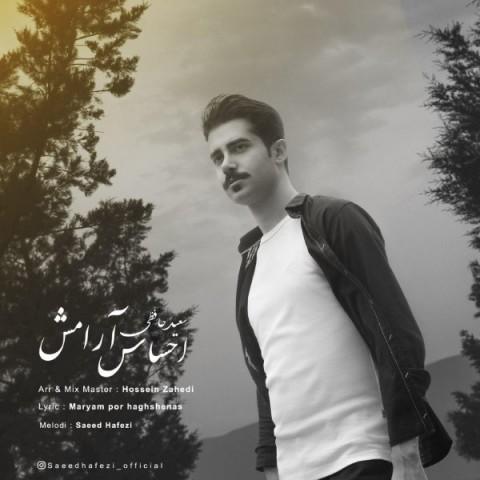 دانلود آهنگ احساس آرامش سعید حافظی