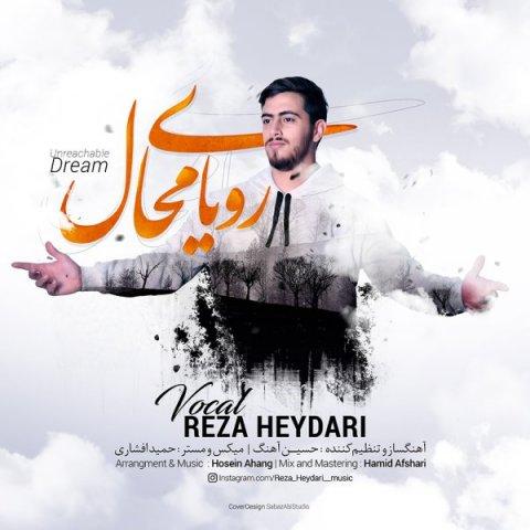 دانلود آهنگ رویای محال رضا حیدری