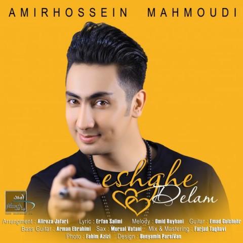 دانلود آهنگ عشقه دلم امیر حسین محمودی