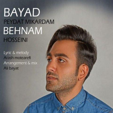 دانلود آهنگ باید پیدات میکردم بهنام حسینی