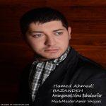اهنگ بازنده حامد احمدی