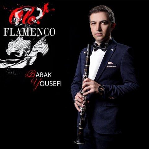 دانلود آهنگ Flamenco بابک یوسفی