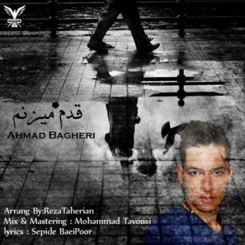 دانلود آهنگ قدم میزنم احمد باقری