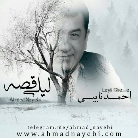 دانلود آهنگ لیلی قصه احمد نایبی