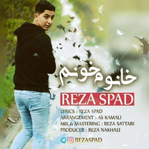 دانلود آهنگ خانوم خونم رضا اسپاد