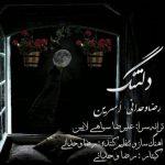 متن اهنگ دلتنگ رضا وحدانی و اسرین