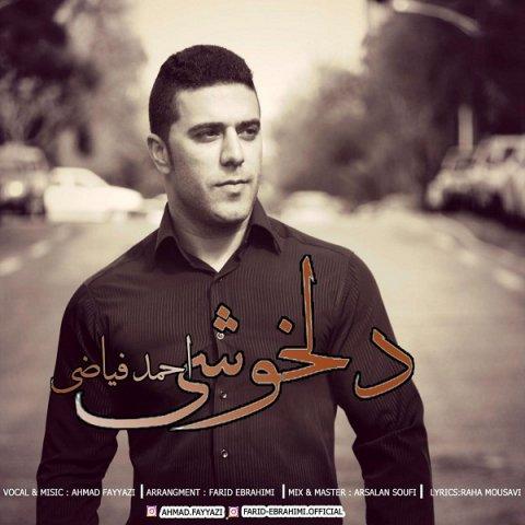 دانلود آهنگ دلخوشی احمد فیاضی