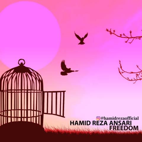 دانلود آهنگ آزادی حمیدرضا انصاری