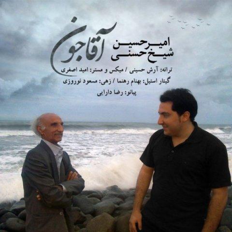 دانلود آهنگ آقا جون امیرحسین شیخ حسنی