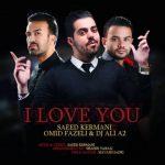 دانلود آهنگ من عاشقتم سعید کرمانی