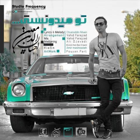 دانلود آهنگ تو میدونستی احسان الدین معین