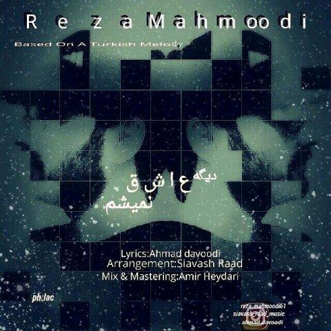 دانلود آهنگ دیگه عاشق نمیشم رضا محمودی