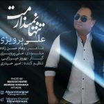 دانلود اهنگ علی پرویزی به نام تنها نمیذارمت