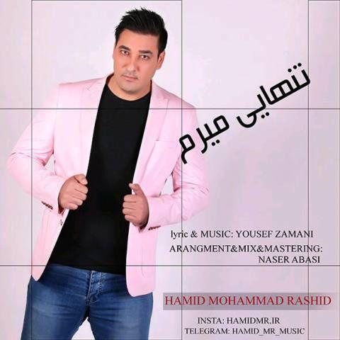 دانلود آهنگ تنهایی میرم حمید محمد رشید