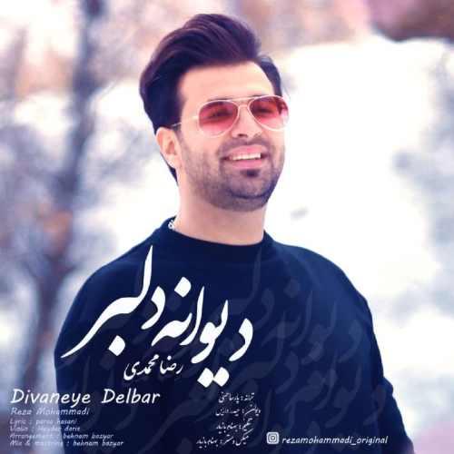 دانلود آهنگ دیوانه دلبر رضا محمدی