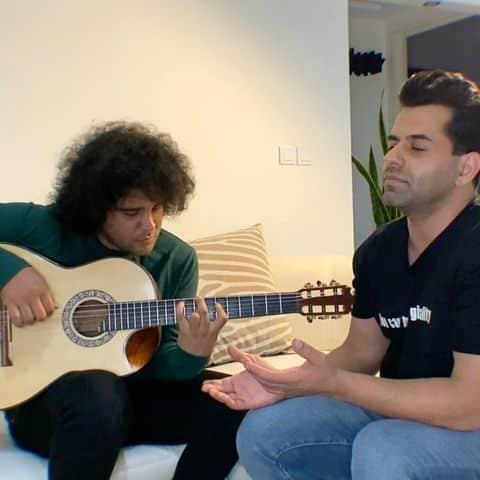 آهنگ لطف رضا بهرام ریمیکس